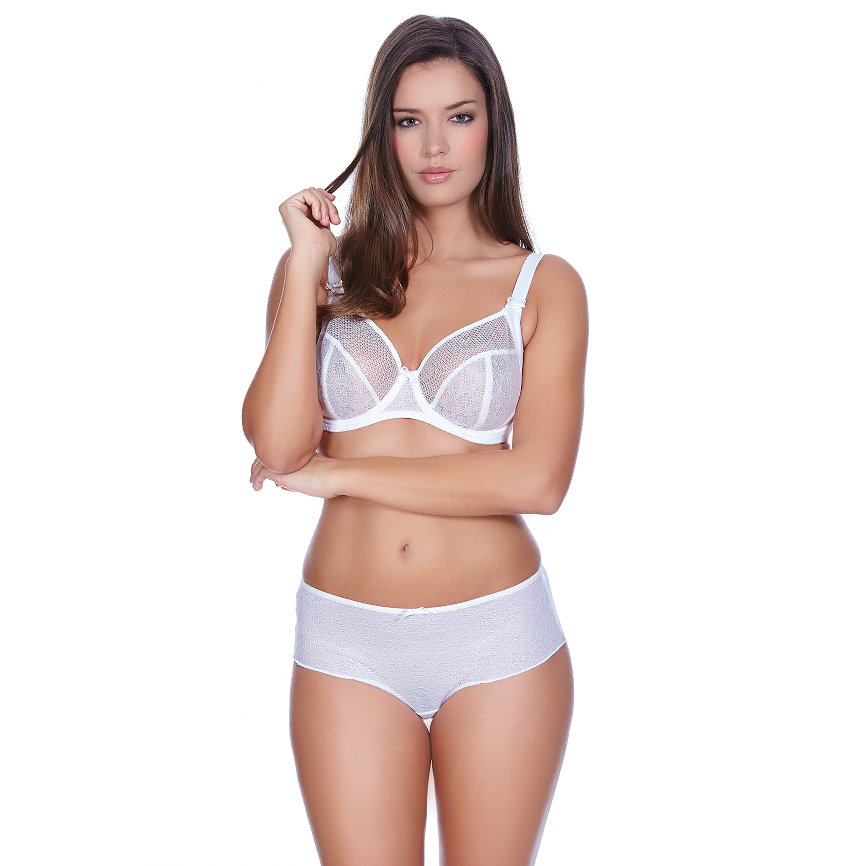 Freya Hero White bra