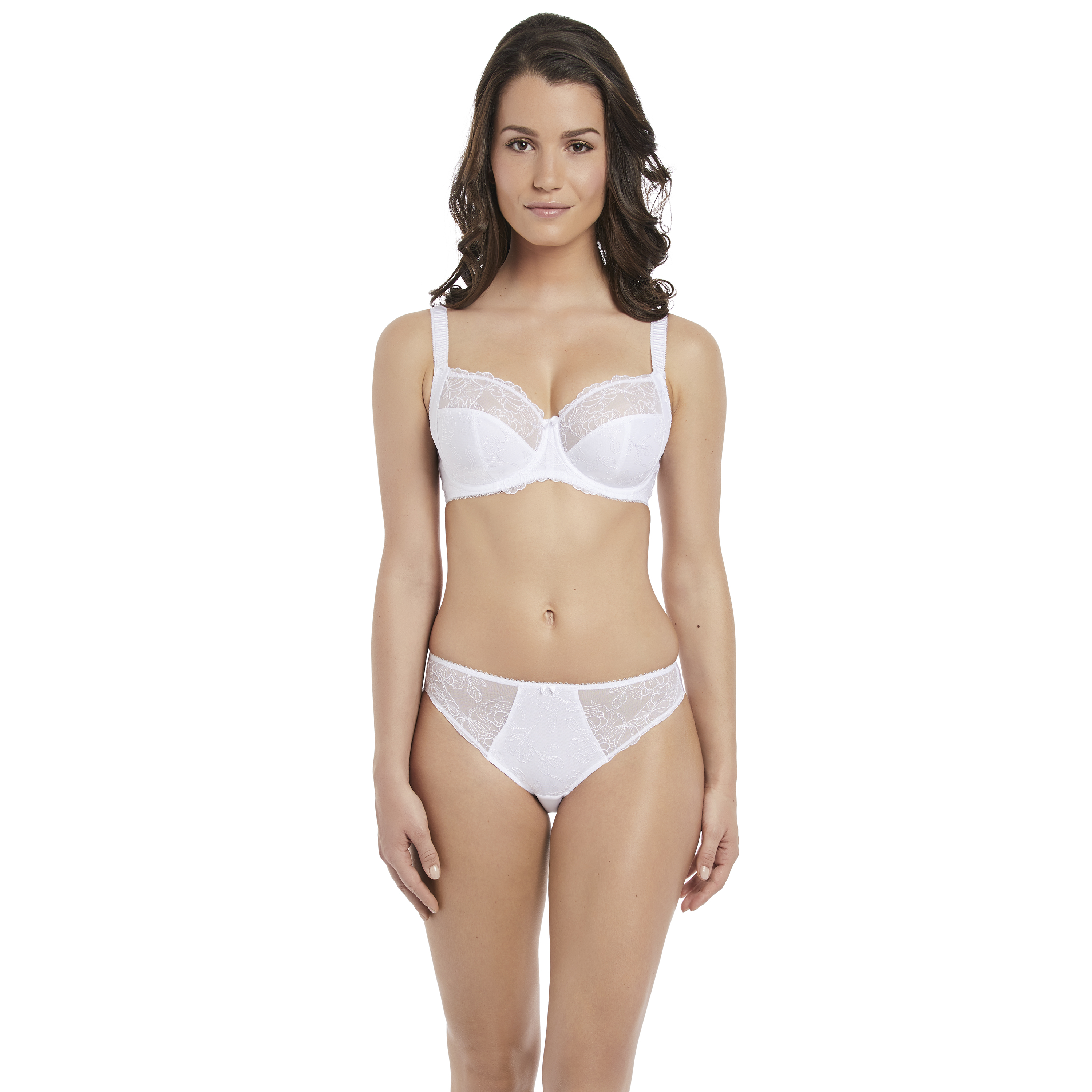 Fantasie Estelle White bra