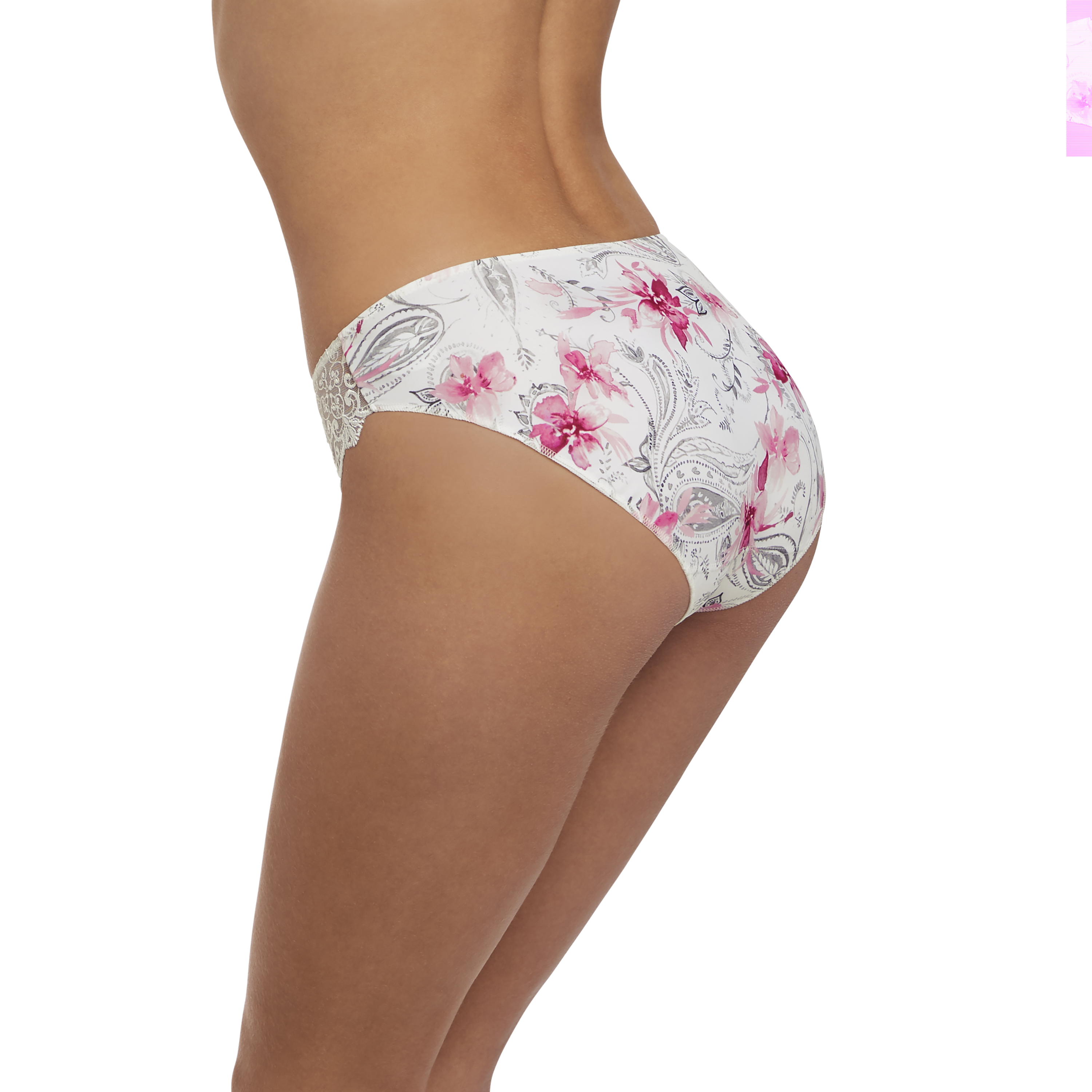 Fantasie Harriet White brief