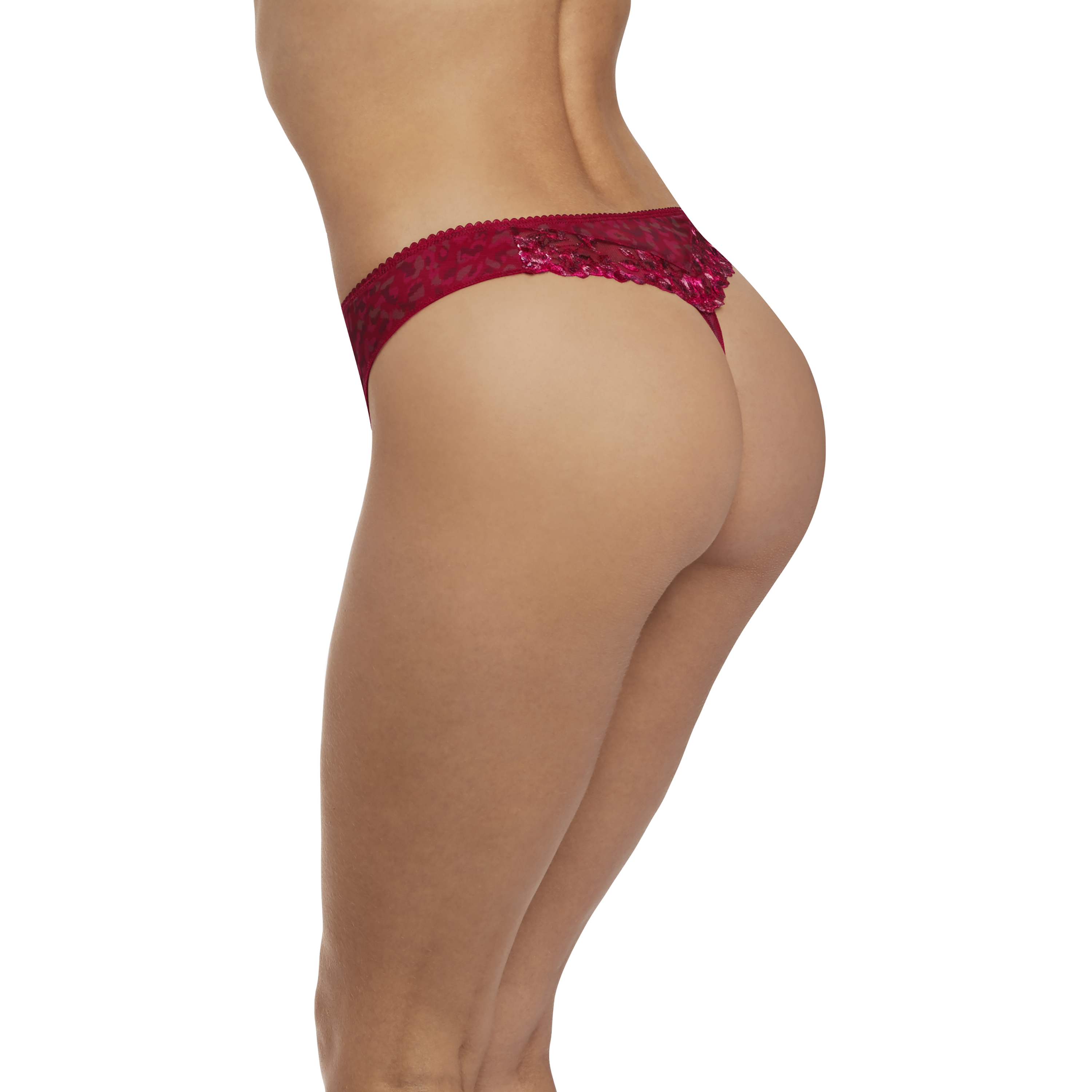 Fantasie Lola red thong