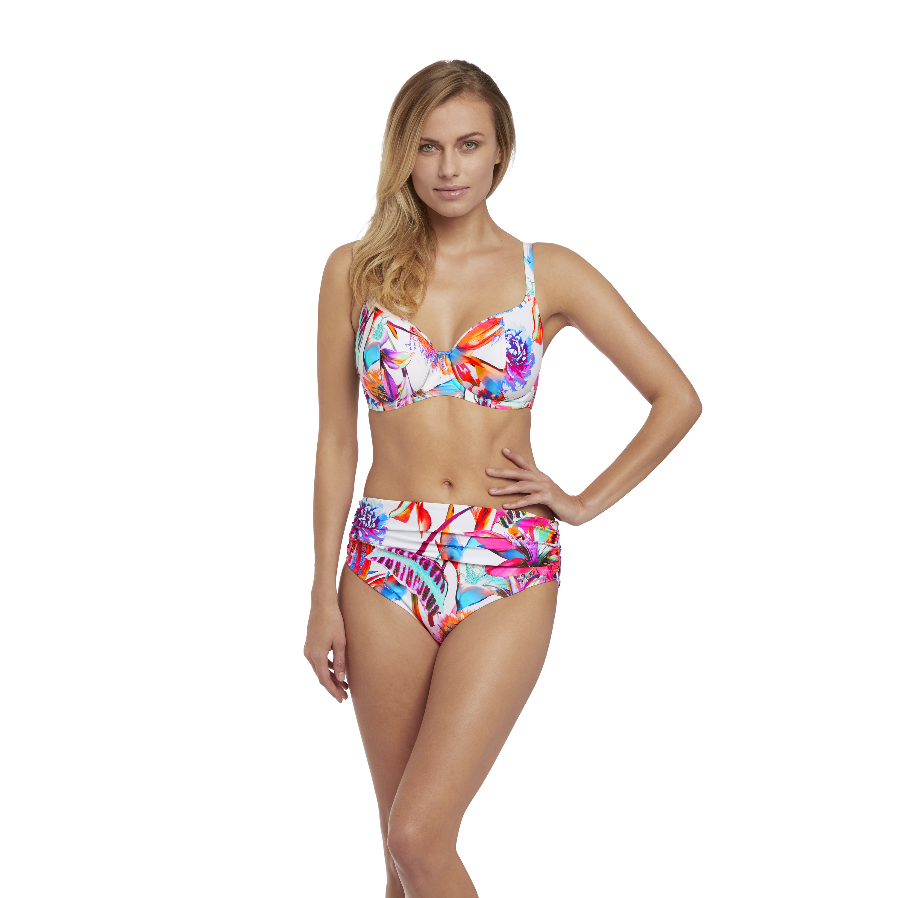 Fantasie Paradise Bay Multi deep brief