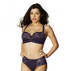 Fantasie Helena full cup bra in blackberry