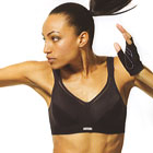 Shock Absorber level  3 Sports bra black sports bra