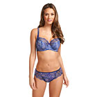 Fantasie Nicola Mosaic Blue brief