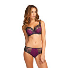 Fantasie Elodie Magenta brief