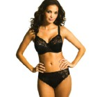 Fantasie Helena black full cup bra