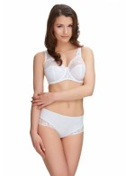 Fantasie Grace White briefs