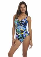 752836f537 Fantasie Paradise Bay twist front swimsuit