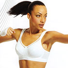 Shock Absorber  Sports bra level 3 white bra