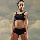 Freya  Black Active sports bra