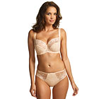 Fantasie Elodie brief in white and cappuccino